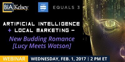 Webinar GoToWebinar Header Sponsored Research Equals3 Artificial Intelligence