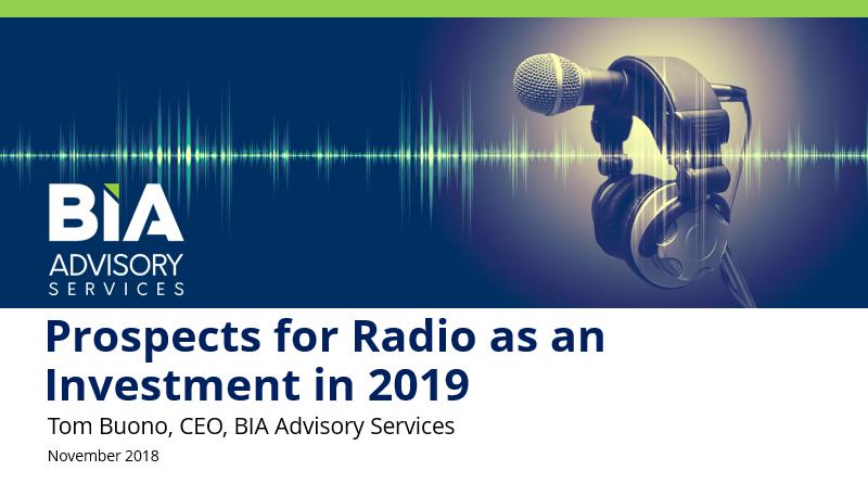 RadioInk BIA Presentation